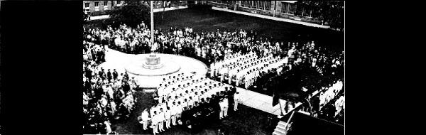 Class of 1966 Yearbook - Graduation